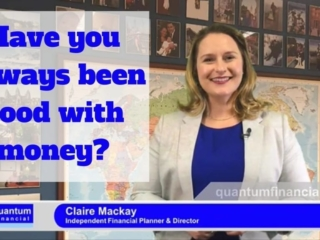 Have you always been good with money?
