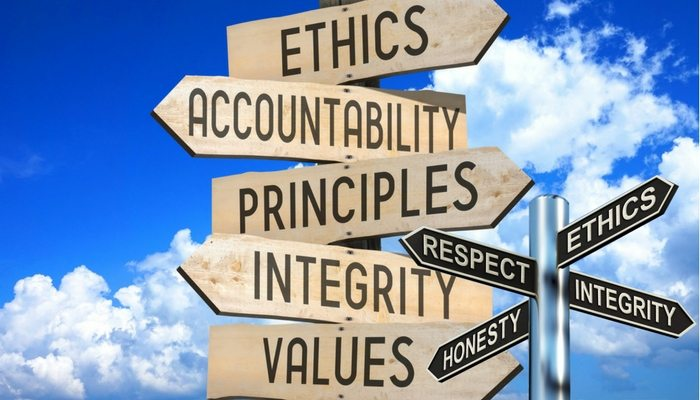 Professionalism and ethics in financial planning